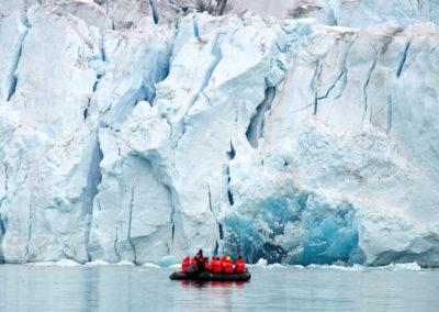 Grönland, Eisberge, Kreuzfahrt mit der Sea Spirit, Expedition mit dem Zodiac