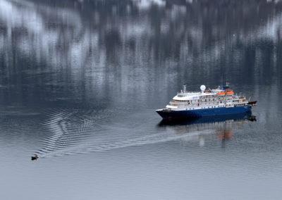 Grönland, Kreuzfahrt mit der Sea Spirit, Expedition mit dem Zodiac